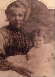 Rachel Hill McGruder & Queen Mary Burge